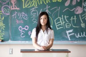 【衛星劇場】『新任女教師 未熟な進路指導』放送