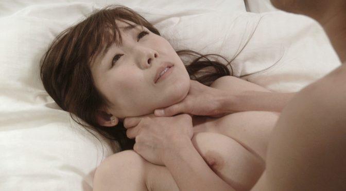 陶酔妻 白濁に濡れる柔肌